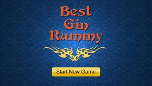 Best Gin Rummy for iPhone