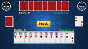 Best Gin Rummy iPhone App