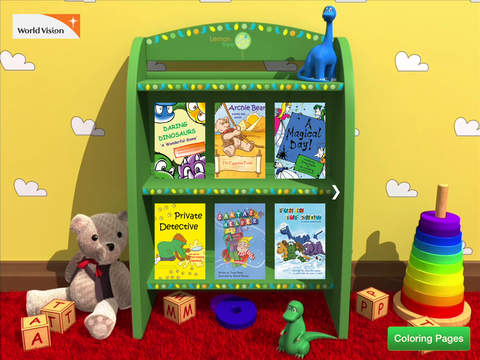 Lemon Tree - Interactive Books App for iPad