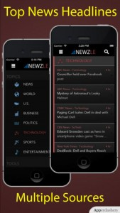 Newzle - Top Headline News for iPhone