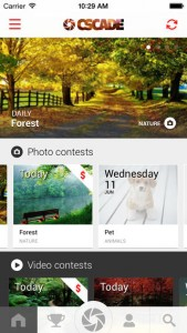 Photo and Video Contests App for iPhone