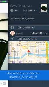 iPhone Dibby App