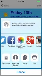 iPhone Reminder & Countdown free App