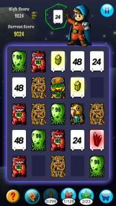 iPhone Three Crush Puzzle App