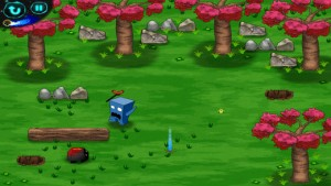 Creatures in Space Game