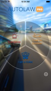 Traffic Accident Help App