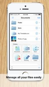 iPhone Documents Free App