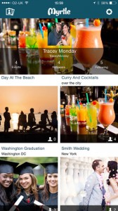 Collaborative Group Photo Share App