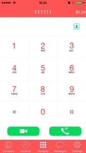IP PBX Phone Call App