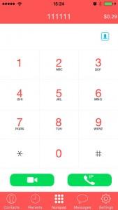 IP PBX Phone Call App