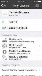 Wifi LAN and Network IP Scanner App
