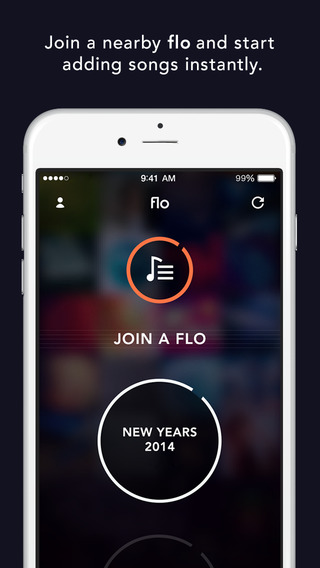 Flo Music for iPhone