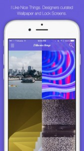 Wall Paper and Lock Screen App