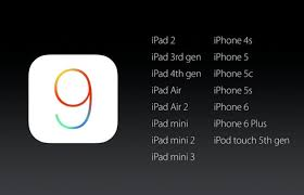 Update to iOS 9