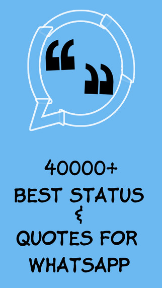 40000+ Best Status & Quotes For WhatsApp App Review