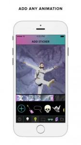 A free video editor app