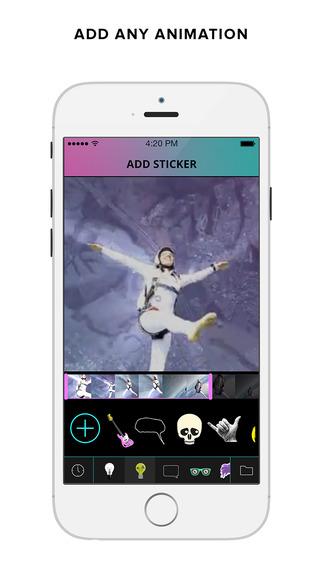 iPhone App - TIPIT Video Editor