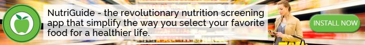 NutriGuide iOS App